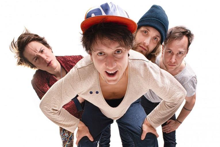 Rozhovor s kapelou We All Poop, soutěžící v Eurovizi