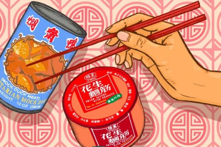 Rostlinné náhražky masa mají dávný původ v čínské kuchyni