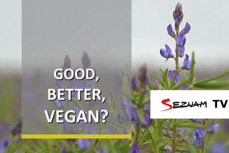 Dokument o veganství na Televizi Seznam