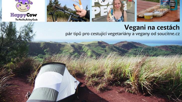 Vegani na cestách