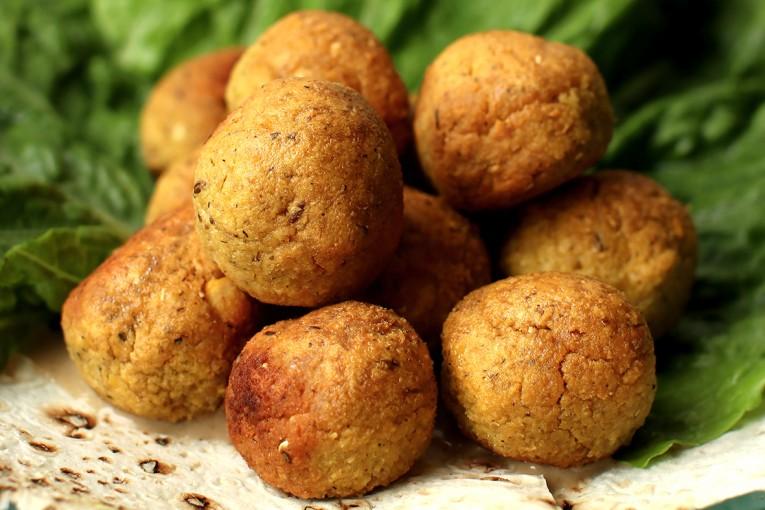 Falafel (základní recept)