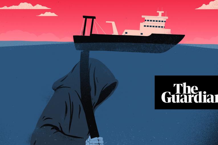 The Guardian: Přestaňme jíst ryby a zachraňme mořský život