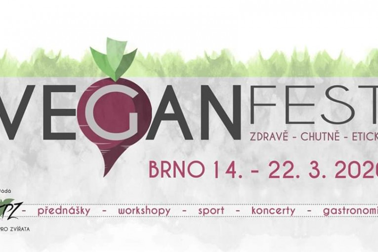 VeganFest 2020 se přesouvá na říjen