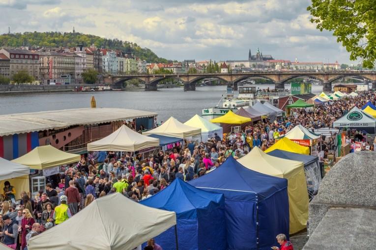 Veggie Náplavka Birthday#10 (Praha)