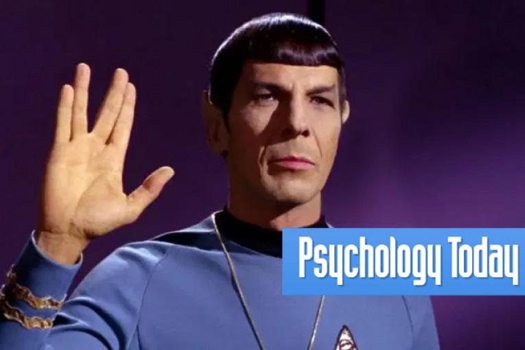 Moje stravování změnil pan Spock