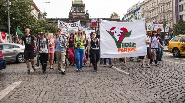 Veggie Parade 2013 - Praha