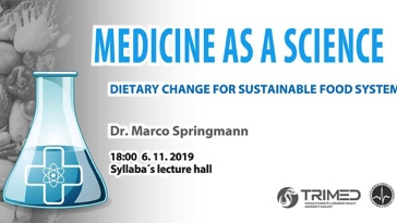 Dietary change for sustainable food systems (Praha)