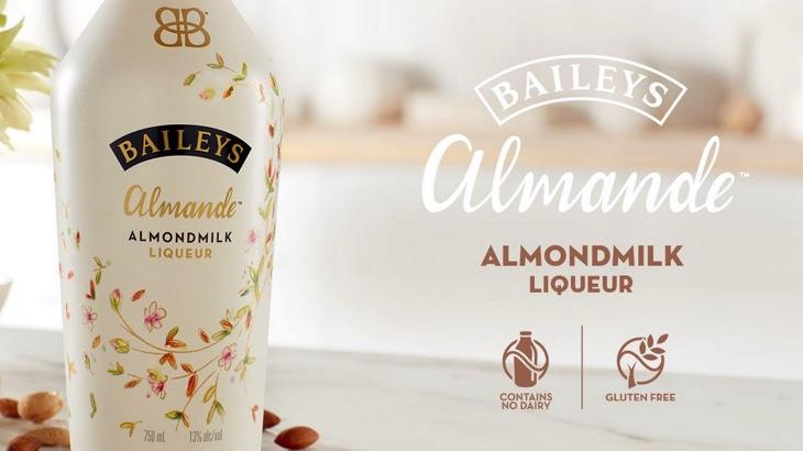 Baileys zavádí veganský likér z mandlového mléka