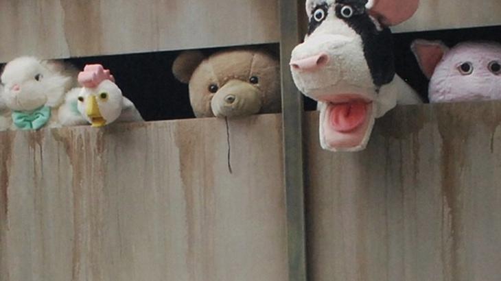 Banksy upozornil na krutost masného průmyslu