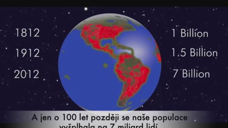 Populace a deštné pralesy - ukázky z filmu Cowspiracy