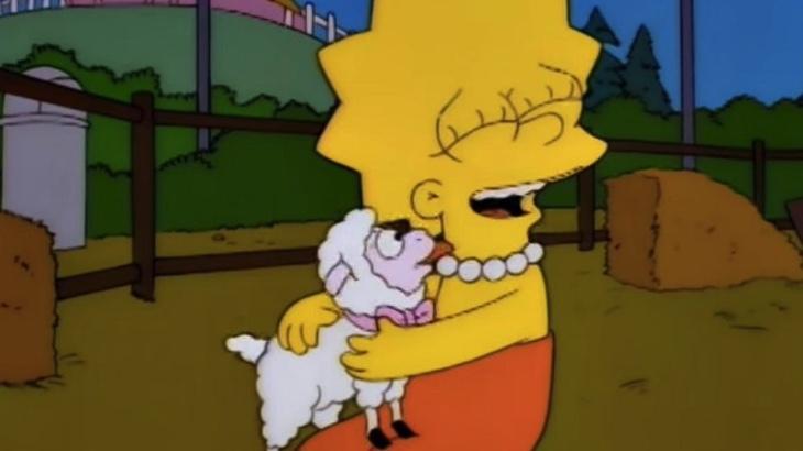 Před 20 lety se Líza Simpsonová zřekla masa a změnila obraz vegetariánů v TV