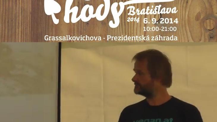 Video z přednášek - Vegánske Hody Bratislava 2014