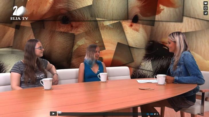 Rozhovor o soucitném vztahu ke zvířatům a sdružení Otevři oči (video)