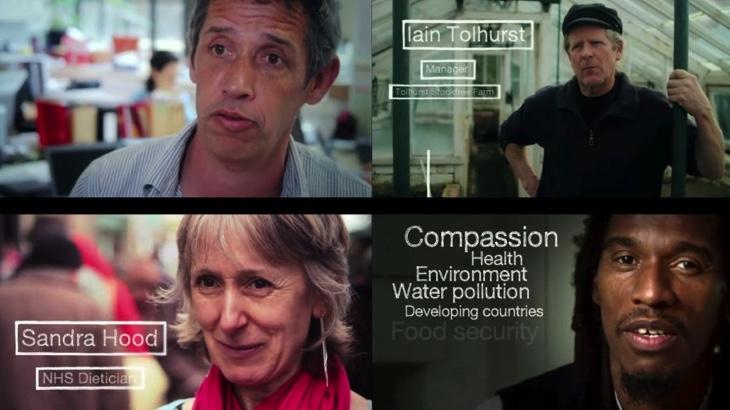 Spojení - vynikající krátký dokument o veganství