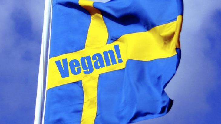 Každý desátý Švéd je podle výzkumu vegetarián