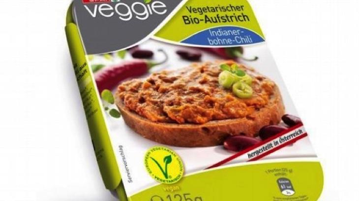 Spar uvádí privátní značku pro vegetariány a vegany