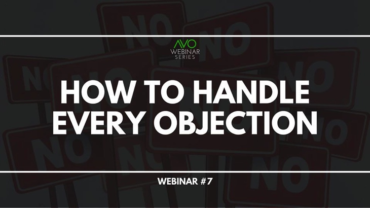 Webinář: How to handle any objection