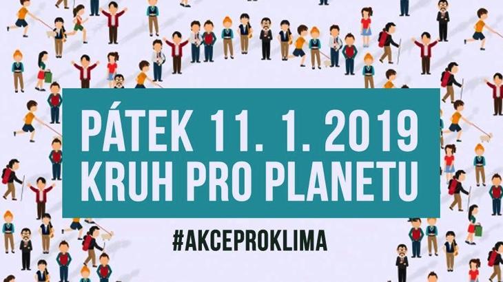 Kruh pro planetu/Climate Circle (České Budějovice)