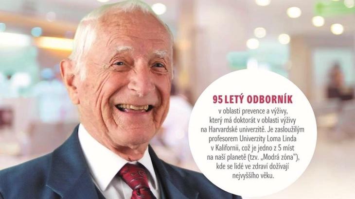 Dlouhověkost aneb jak být zdravý ve vysokém věku (Brno)