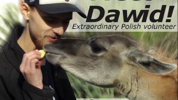 Meet Dawid: Animals and us... (Praha)
