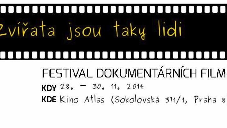 Filmový festival Zvířata jsou taky lidi (Praha)