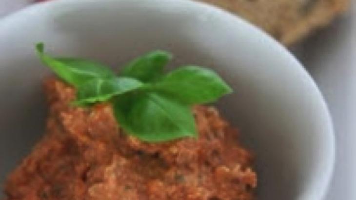 Boloňská tofu pomazánka