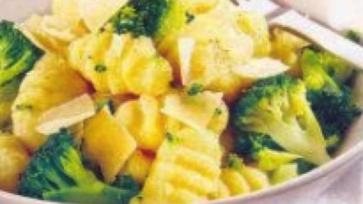 Gnocchi s brokolicí