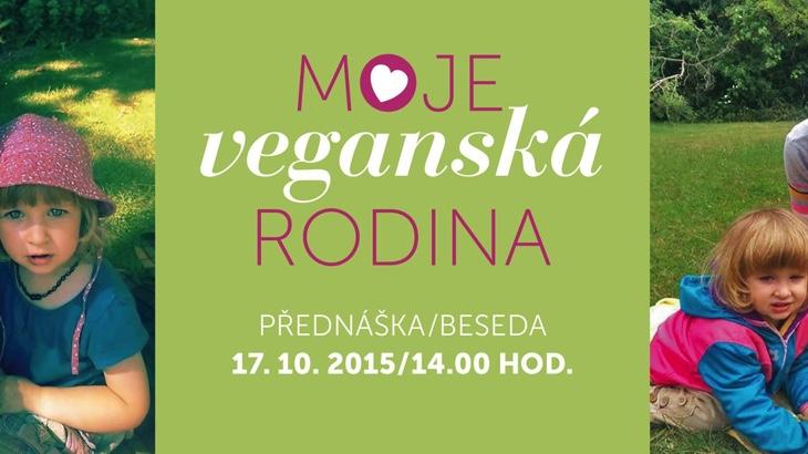Beseda - Moje veganská rodina (Praha)