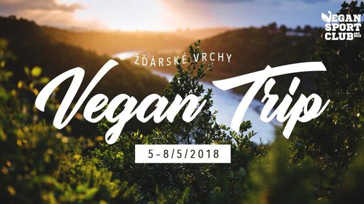 Vegan Trip × Žďárské vrchy
